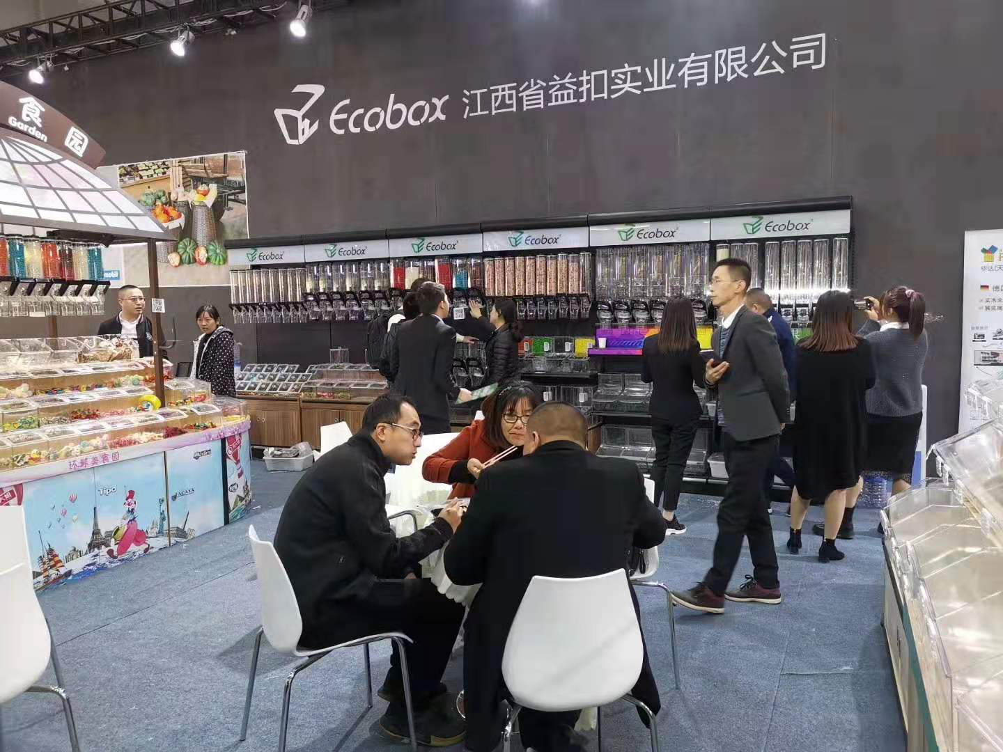 Ecobox in qingdao Chinashop1